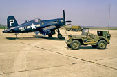 Chasseur Chance Vought Corsair (1943)
