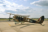 Dragon Rapide DH-89 de Havilland (1934)
